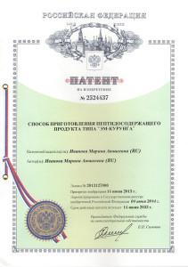 патент ВК
